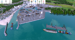 Port of the Future Serious Game