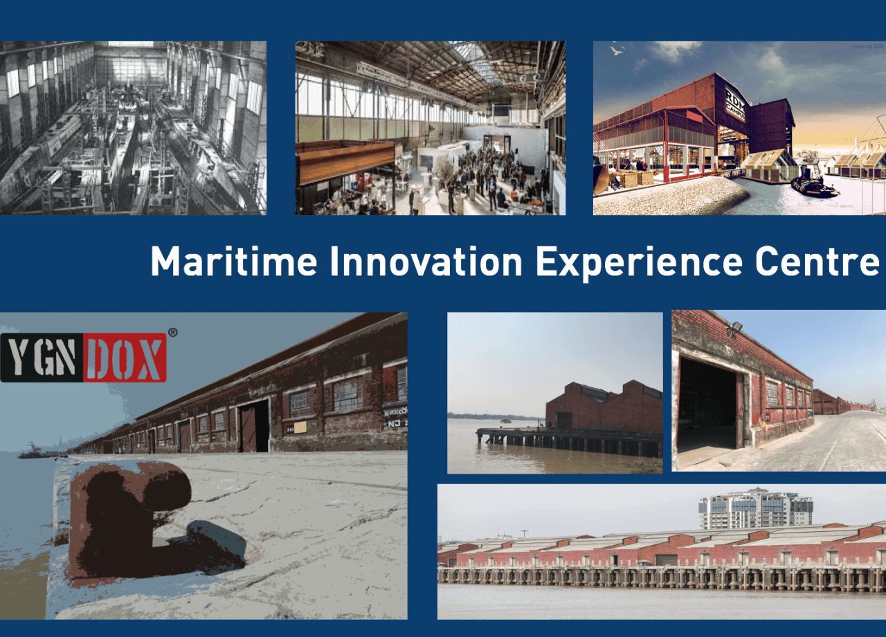 For your inspiration: YGNDOX Concept - Maritime Innovation Experience Centre