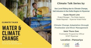 TWA joins the Conyat Create Climate Change Talks