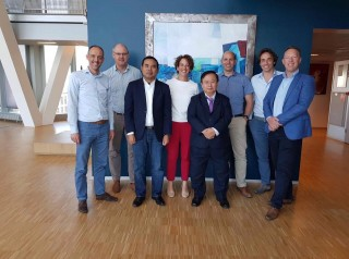 PIB UWLY consortium meets in the Netherlands for Strategic Workshop