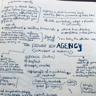What's in a name - why we are The Water 'Agency'
