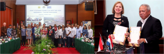 Indonesia and Netherlands's Water Cooperation through Healthy River Challenge