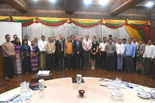 Tharketa Climate Adaption Pilot Project Launched and Water Logistics Updated - Partners for International Business (PIB)