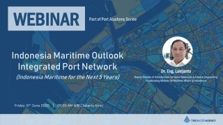 Integrated Port Network: Indonesia as the world's maritime axis