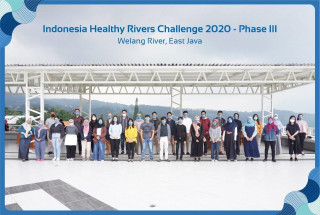 Indonesia Healthy Rivers Challenge 2020: The Final Phase